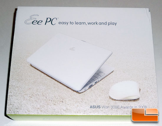 ASUS Eee PC 1005HA Seashell Box