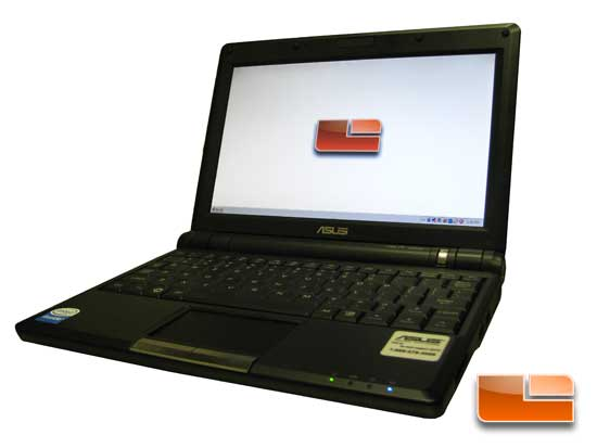 EeePC 900 with Super Talent FPM64GLSE