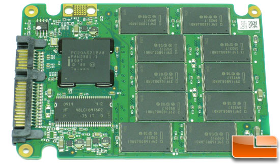 Intel X25-M 160GB 34nm MLC Flash SSD