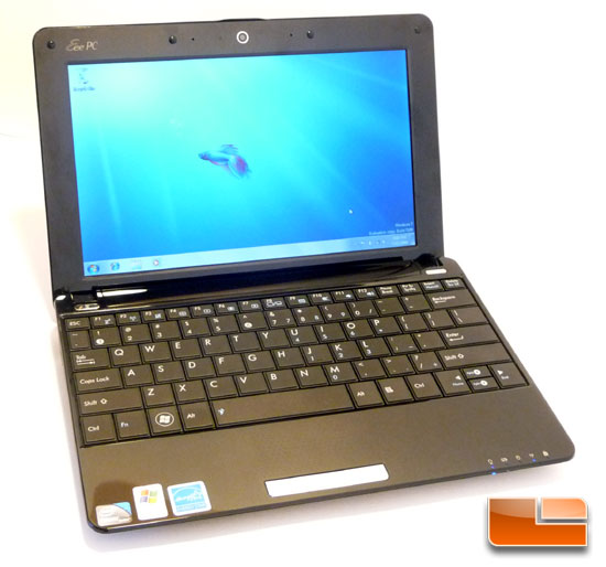 Windows 7 on a Netbook