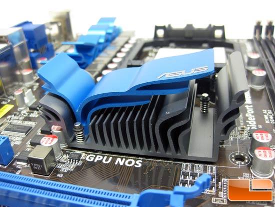 ASUS M4A785TD-V EVO Motherboard 785G Chipset Heatsink