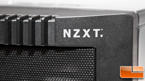 NZXT Beta Logo On Front