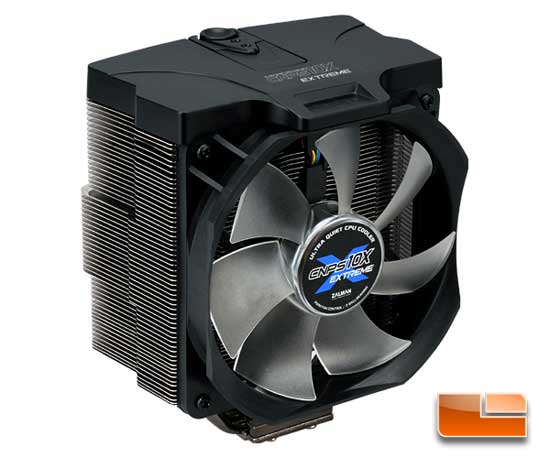 Zalman CNPS 10X Extreme CPU Cooler Review