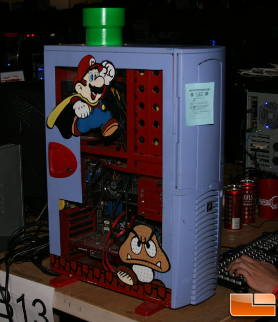 Quakecon 2009 Case Mod Pictures