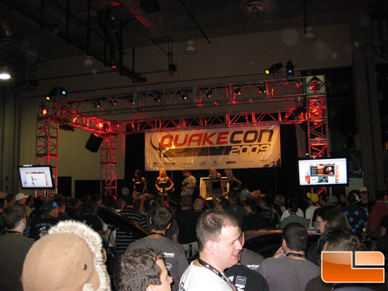 Quakecon 2009 – The Vendor Booths