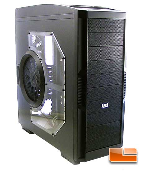 Azza Solano 1000 ATX Full Tower PC Case Review