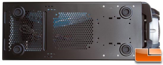 AeroCool Vx-E - External Bottom Case View