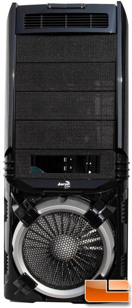 AeroCool Vx-E - External Front Case View