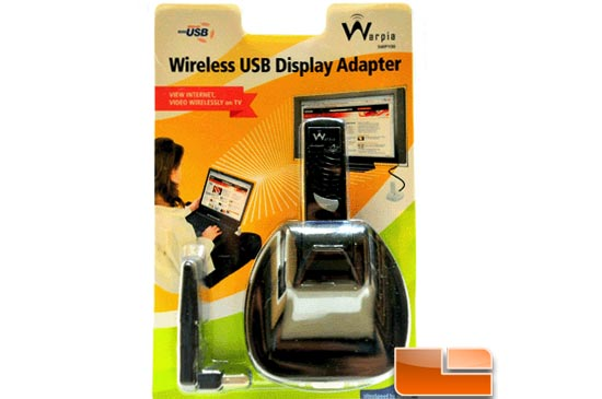 Warpia Wireless USB Adapter
