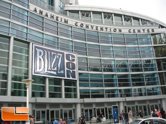 BlizzCon 2009 – The Vendor Booths