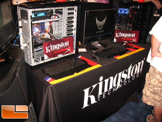 Kingston Booth
