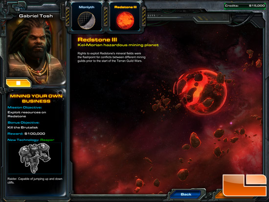 Blizzard's StarCraft II Battle.Net Control Panel