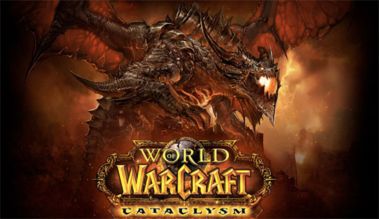Blizzard's World of Warcraft Expansion Pack