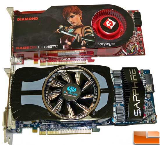 Sapphire 4890 2GB Vapor X Compared