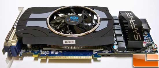 Sapphire 4890 2GB Vapor X Side