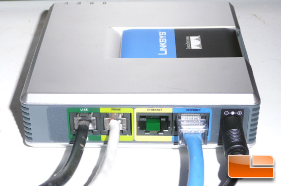 Linksys SPA-3102