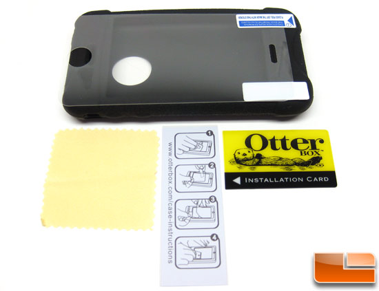 Otterbox Impact Series for the Apple iPhone 3GS