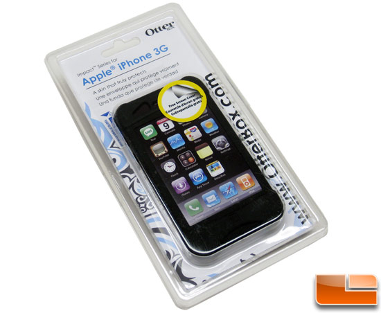 OtterBox Impact Series Sleeve For The iPhone 3GS
