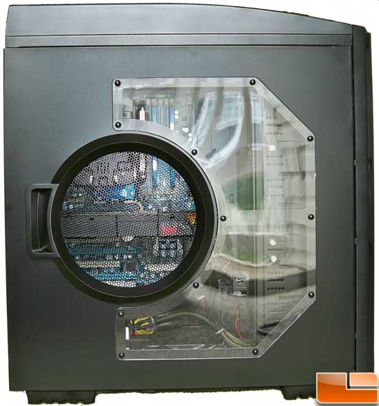 CyberPower Gamer Xtreme 3000 Case Front