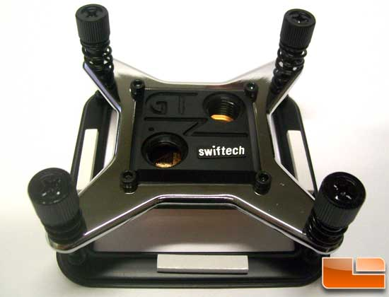 Swiftech Apogee GTZ Core i7 Waterblock Review