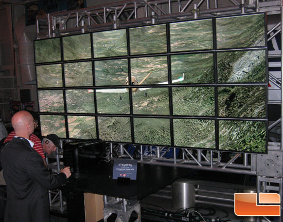 how to run games on middle monitor with eyefinity