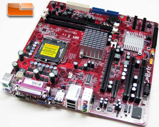 DFI LanParty BI G41-T33 Motherboard Review