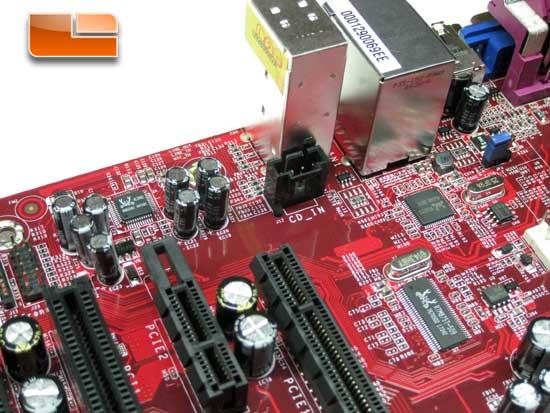 DFI LANPARTY BI G41-T33 Review