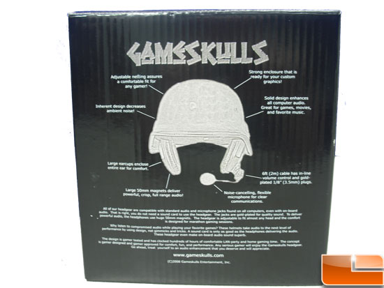 Gameskulls GS-1 Tactical Gaming Helmet