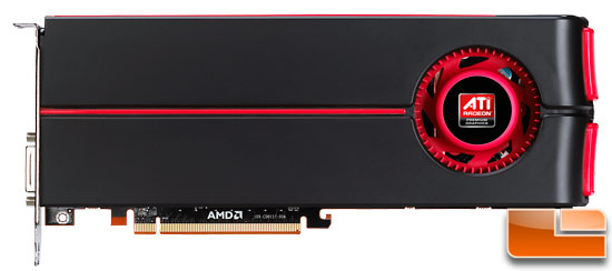 ATI Radeon HD 5830 Video Card Front