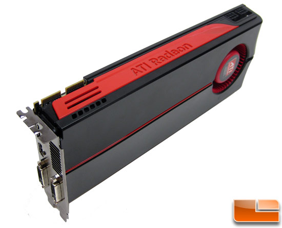 ATI Radeon HD 5870 Video<br /> Card