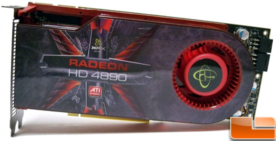 XFX Radeon HD 4890 1GB Video Card Review