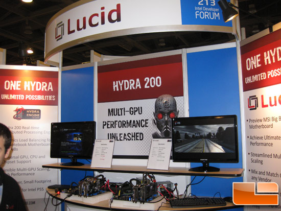 Lucid HYDRA 200 Details With AMD, Lucid & NVIDIA