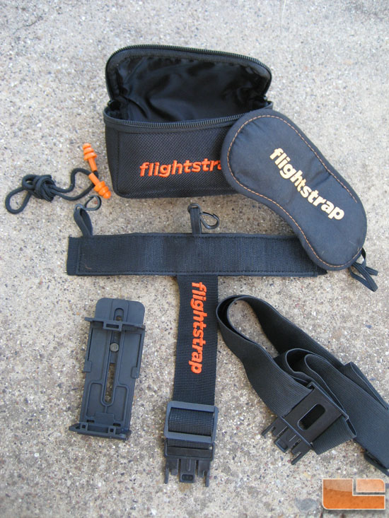 Flightstrap – Universal Media Player Holder