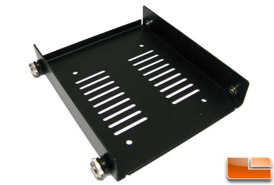 ABS Tigas removable hard drive cage tray
