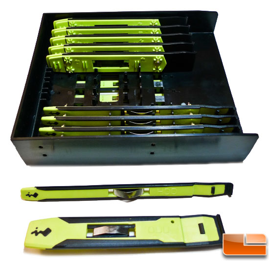 Maelstrom Case – HDD Rails