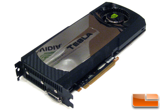 NVIDIA Fermi GPU GT300 Video Card