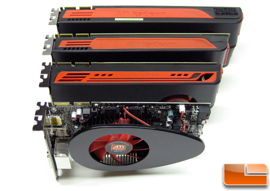 ATI Radeon HD 5000 DX11 Series Video Cards