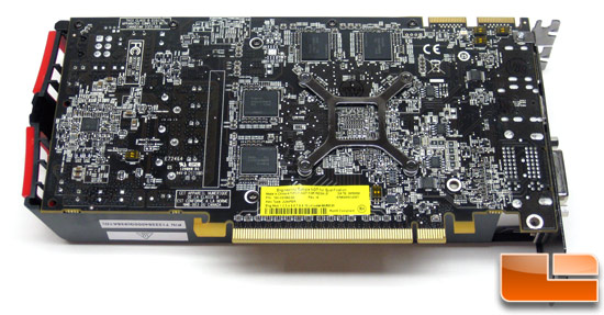 ATI Radeon HD 5770 Video Card Back
