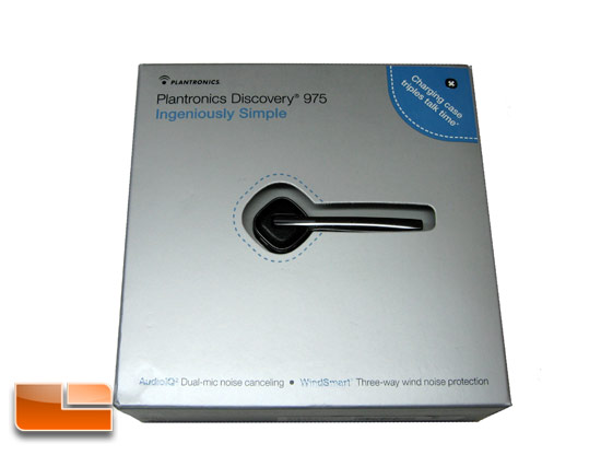 Plantronics Discovery 975 Bluetooth Headset Review - Legit ReviewsPlantronics Discovery 975 ...