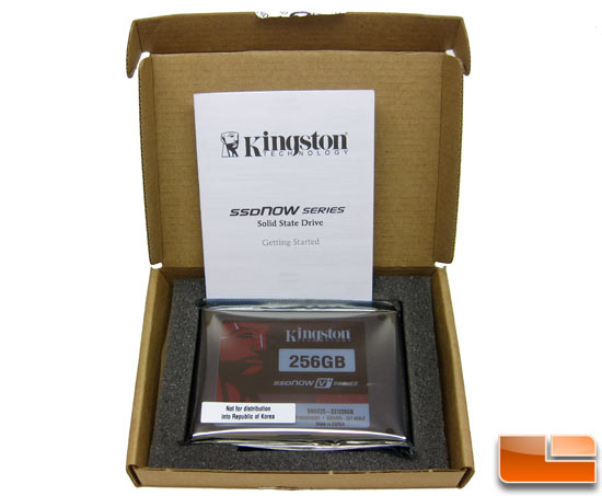 Kingston SSDNow V Series 128GB Drive