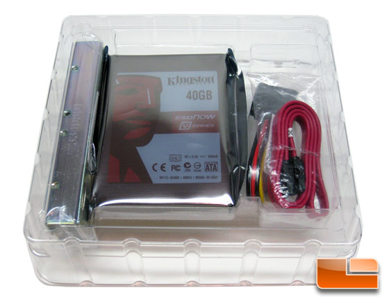 Kingston SSDNow Solid State Drive Bundle Kit