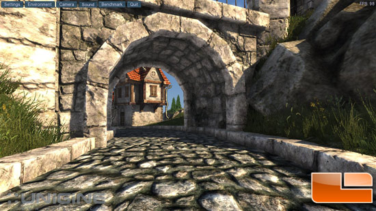 Unigine 'Heaven' - The First DirectX 11 Benchmark