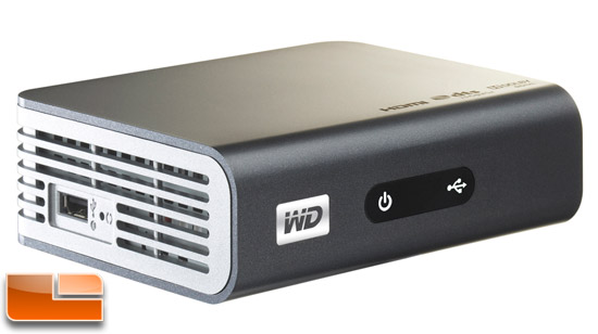 Western Digital WD TV Live HD Media Player - Legit ReviewsIntroducting the WD TV Live Media Player
