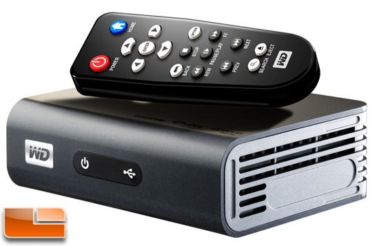 Western Digital TV Live Plus Media Player with Netflix Streaming