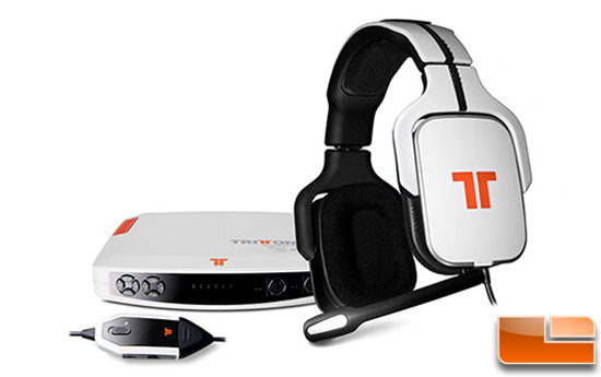 Tritton AX 720 Dolby Digital Surround Gaming Headset