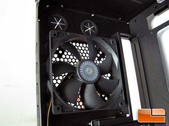 Cooler Master Sniper Black Edition Rear Fan