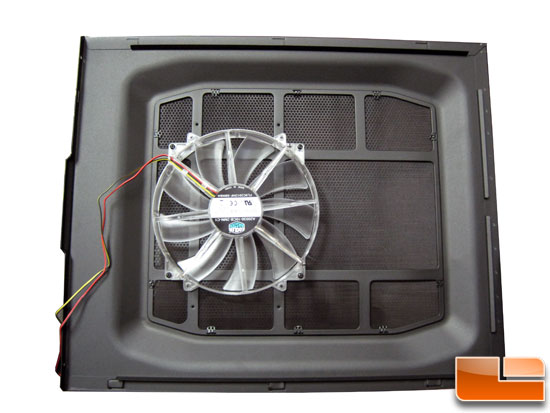 Cooler Master Sniper Black Edition Side Panel Fan