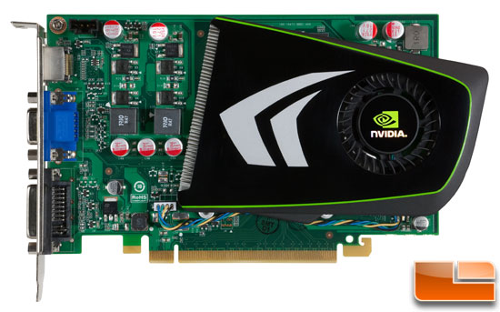 NVIDIA GeForce GT 240 Video Card Preview