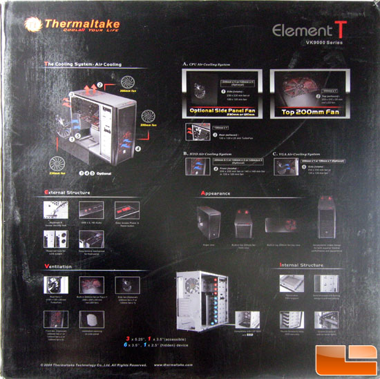 Thermaltake Element T Review