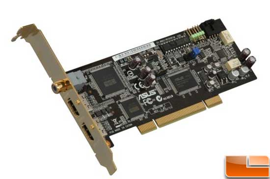 ASUS Xonar HDAV 1.3 Slim HDMI Audio Card